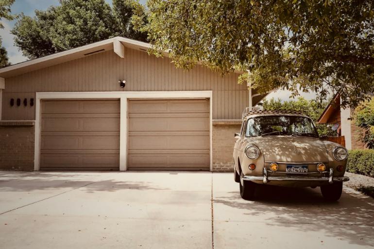 conversão da garagem